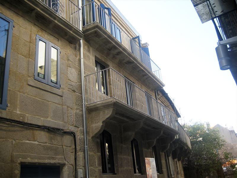 Edificio Abeleira Menéndez 18-20 - Vigo