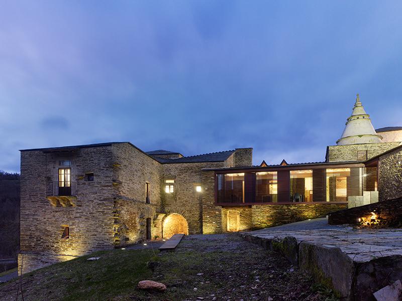 Casa Grande Lusío- Samos - Lugo