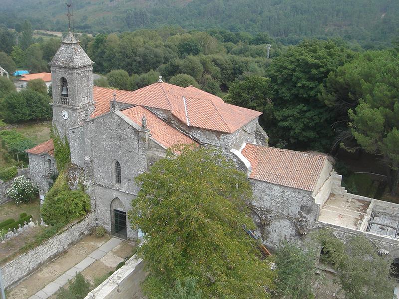 Mosteiro de Melón Orense