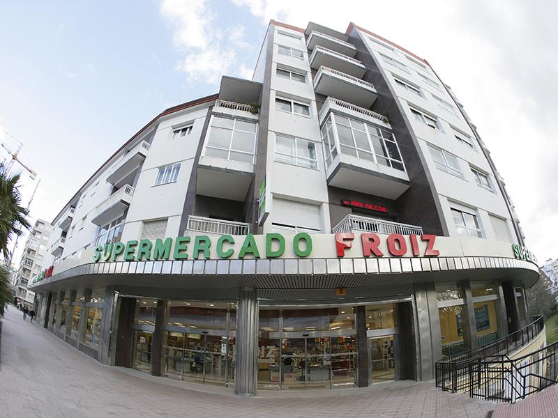 Supermercado FROIZ - Avda. Vigo - Pontevedra