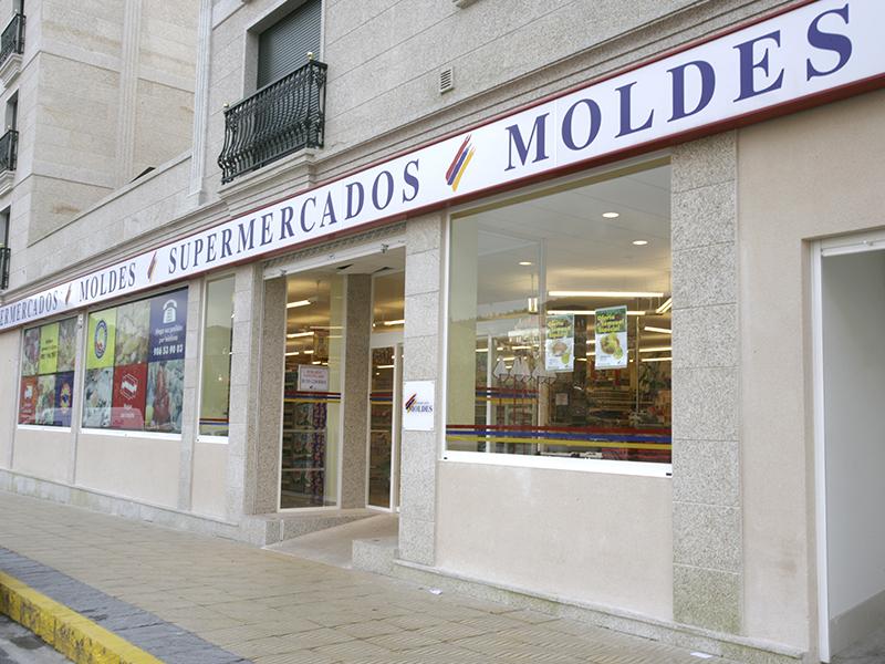Supermercado Moldes - Pontevedra