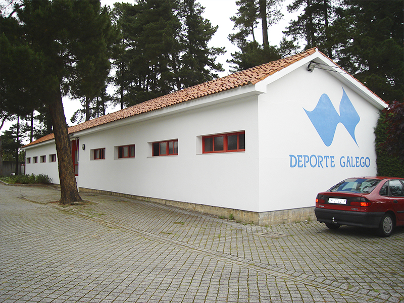 COMPLEJO DEPORTIVO DE MONTEREI - Monterrei (Ourense)