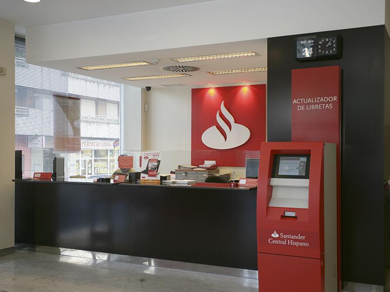 Oficina Santander Central Hispano - Ponteareas