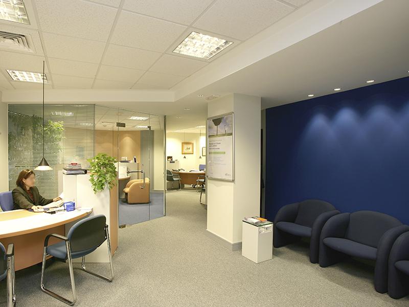 Oficina CitiBank - Juan Florez A Coruña