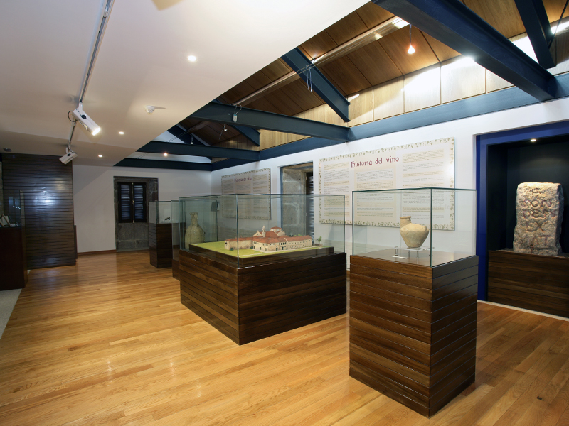 Casa Ricoy- Museo do Viño Cambados